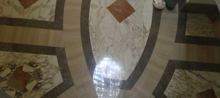 Pavimenti Marmo e granito